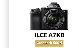 SONY ILCE A7KB