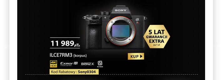 Sony A7rm3