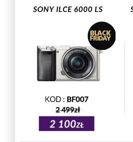 SONY ILCE 6000 LS