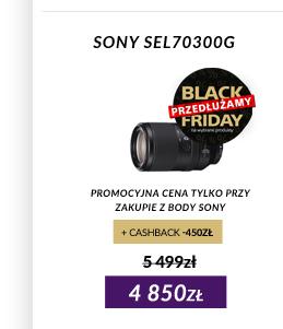 SONY FE 70-300MM