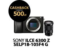 SONY ILCE A6500B