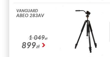 Vanguard Statyw ABEO 283AV