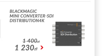 Blackmagic Mini Converter-SDI Distribution4K