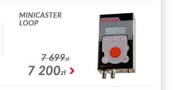 Encoder MiniCaster Loop