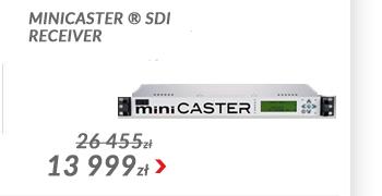 miniCASTER ® SDI Receiver