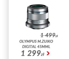 Olympus M.ZUIKO DIGITAL 45mmL